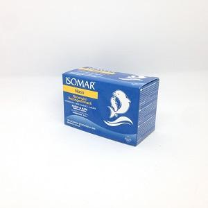 ISOMAR SOLUZIONE IPERTONICA ACQUA MARE 18 FLACONCINI MONODOSE 5 ML - Farmacia33