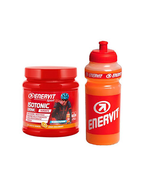 ISOTONIC DRINK ARANCIA 420 G + BORRACCIA OMAGGIO - La tua farmacia online