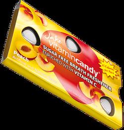 Jake Vitamincandy Pesca 15 Caramelle - Arcafarma.it