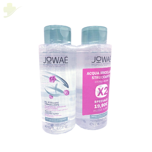 JOWAE DUO ACQUA MICELLARE 400 ML + 400 ML - Farmastar.it