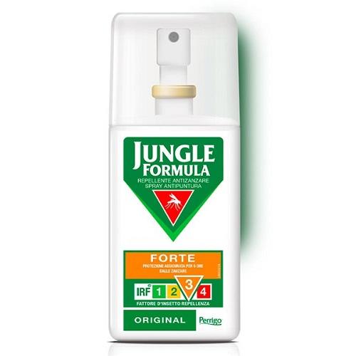 JUNGLE FORMULA FORTE SPRAY ORIGINAL 75 ML - Farmaconvenienza.it