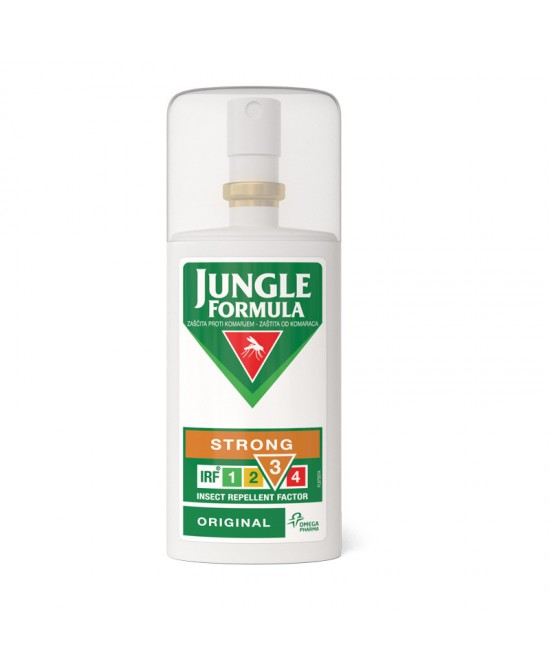 JUNGLE FORMULA FORTE SPRAY ORIGINAL 75 ML - Farmaedo.it