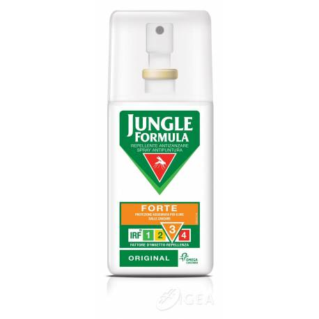 JUNGLE FORMULA FORTE SPRAY ORIGINAL 75 ML - Farmapage.it