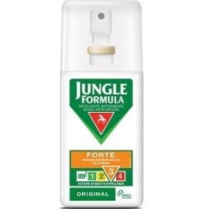 Jungle Formula Forte Spray Original Repellente Anti-zanzare 75ml - SCADENZA 11/2021 - Arcafarma.it