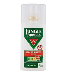 JUNGLE FORMULA MOLTO FORTE SPRAY ORIGINAL 75 ML - farmaventura.it