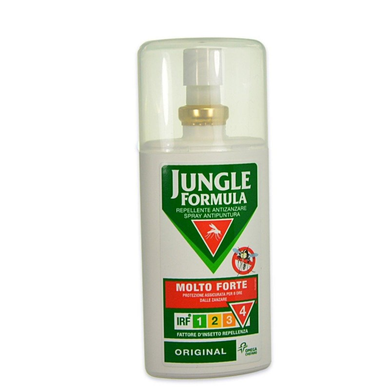 JUNGLE FORMULA MOLTO FORTE SPRAY 75 ML - Zfarmacia