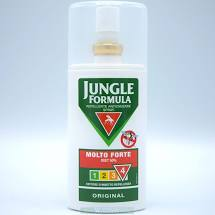 JUNGLE FORMULA MOLTO FORTE SPRAY ORIGINAL 75 ML - Farmajoy