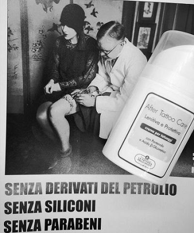 CREMA TATUAGGIO 50 ML - Parafarmacia la Fattoria della Salute S.n.c. di Delfini Dott.ssa Giulia e Marra Dott.ssa Michela