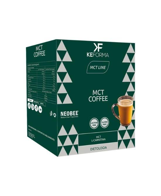 KEFORMA MCT COFFEE 14 BUSTINE - Farmapage.it