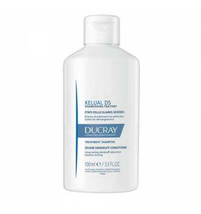 Kelual DS Shampoo Trattante Forfora Severa 100ml - Arcafarma.it