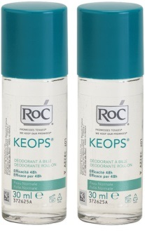 Keops Deodorante Roll On senza profumo 2x30 ml Promo - Farmastar.it