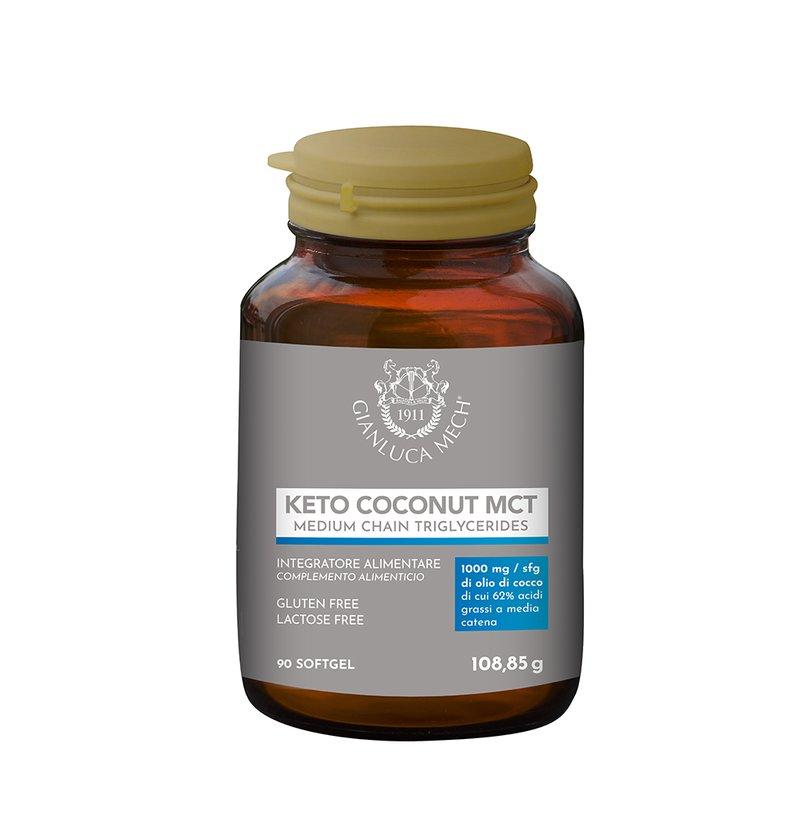 KETO COCONUT MCT 90 SOFTGEL - Farmalke.it