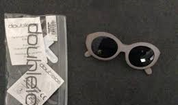 KIDS SUNGLASSES SMALL GREY - Farmajoy