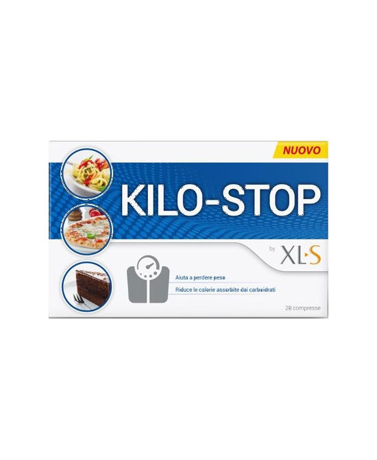 KILO STOP 28 Compresse BY XLS + 28 compresse in omaggio - latuafarmaciaonline.it