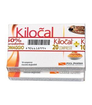 KILOCAL 20 COMPRESSE + 10 COMPRESSE - farmaventura.it