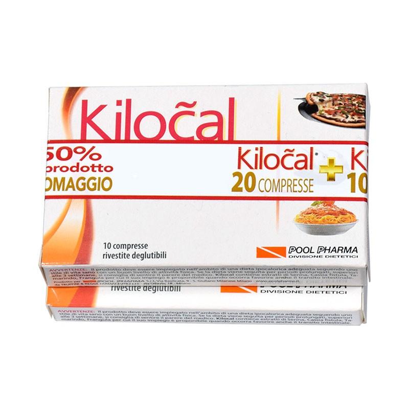 Kilocal 20 Compresse + 10 Compresse - Sempredisponibile.it