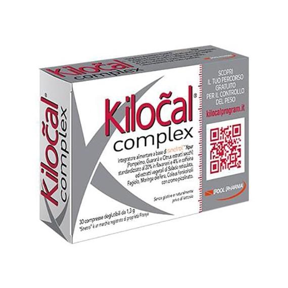 Kilocal Complex 30 Compresse - Arcafarma.it
