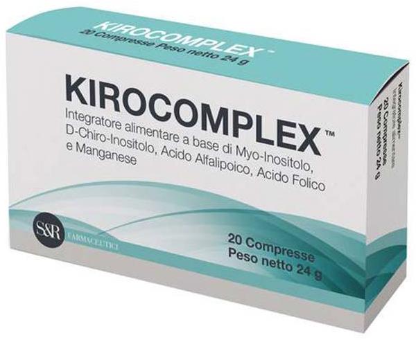 KIROCOMPLEX 20 COMPRESSE - Farmacia Centrale Dr. Monteleone Adriano