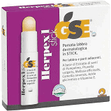 Kit GSE Herpex1 1 GSE Herpex1 130 Compresse + 1 GSE Herpex1 Crema Labbra 7,5ml - Arcafarma.it