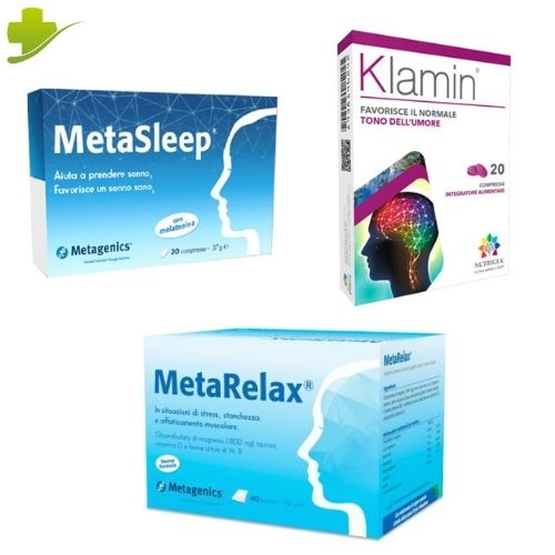 Kit Lockdown Sonno, Ansia e Stress Kit Convenienza - Farmastar.it