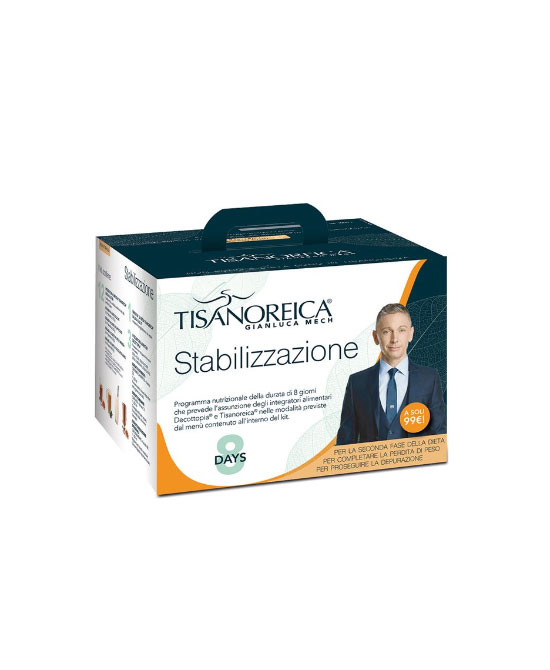 Tisannoreica Kit Stabilizzazione 8 Giorni - latuafarmaciaonline.it