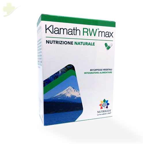Nutrigea Klamath Rw Max 60cps - Farmastar.it