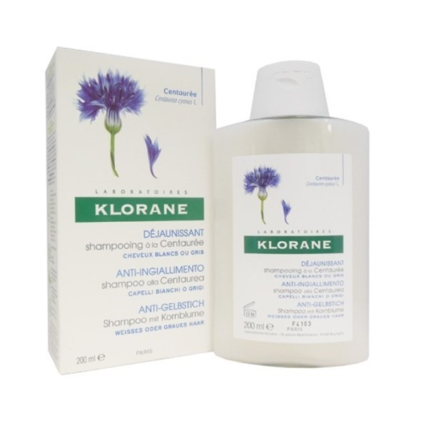 KLORANE SHAMPOO CENTAUREA 200 ML - Farmastar.it