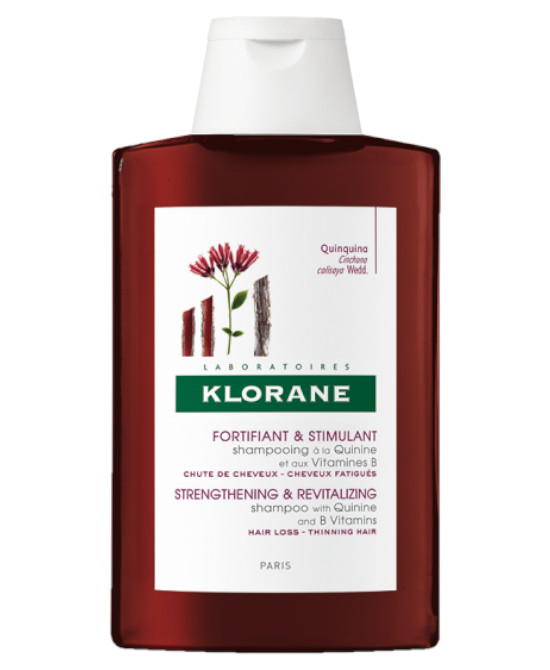 KLORANE SHAMPOO CHININA 200 ML - Farmaci.me