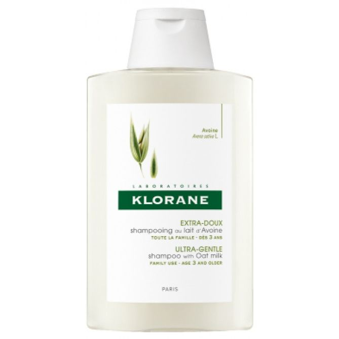 KLORANE SHAMPOO LATTE D'AVENA 200 ML - Farmawing