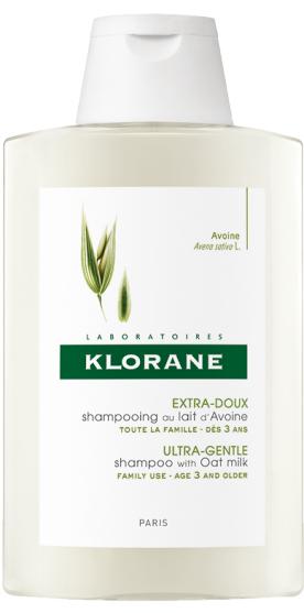 KLORANE SHAMPOO LATTE D'AVENA 200 ML - Farmacia Centrale Dr. Monteleone Adriano