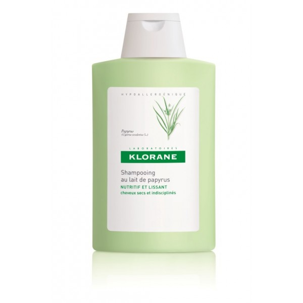 KLORANE SHAMPOO LATTE DI PAPIRO 200 ML - Farmawing