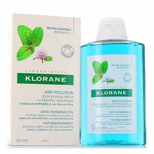 KLORANE SHAMPOO MENTA ACQUATICA 200 ML - farmaventura.it