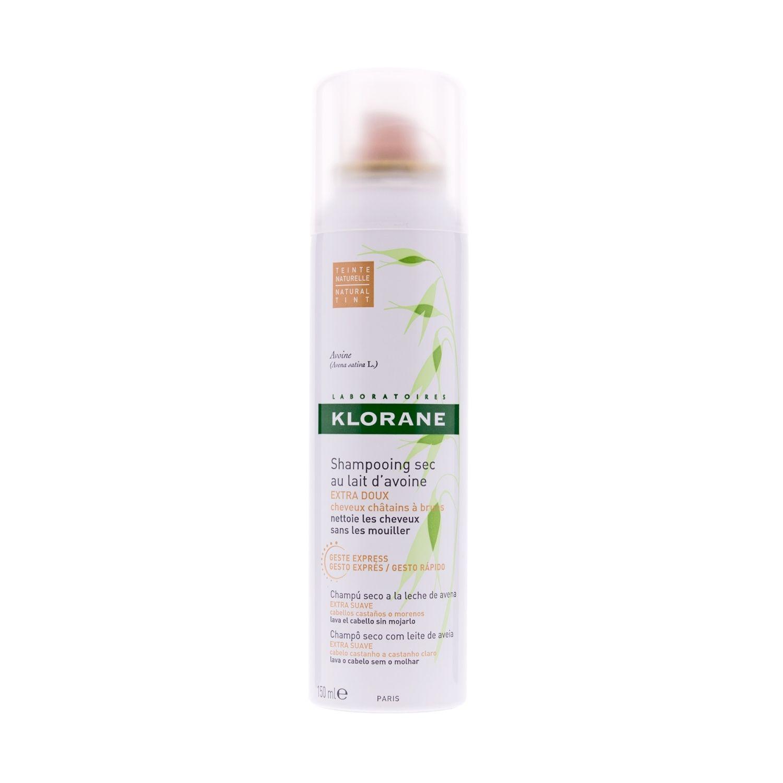 Klorane Shampoo Secco Avena Colorati 150ml taglio prezzo - Arcafarma.it