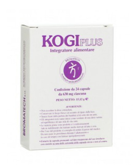 KOGI PLUS 24 CAPSULE - Farmafirst.it
