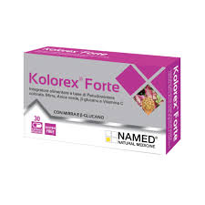 KOLOREX FORTE 30 CAPSULE - Farmawing