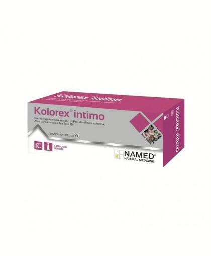 KOLOREX INTIMO CREMA VAGINALE 30 ML - Farmastar.it