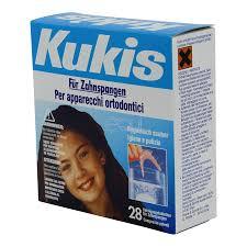 Kukis cleaser per apparecchio ortodontico - 28 Compresse - Farmawing