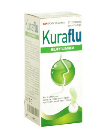 KURAFLU SUFFUMIGI COMPRESSE - Farmafirst.it