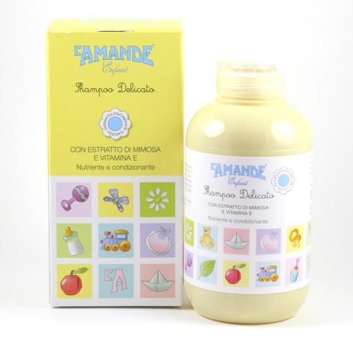 L'Amande Enfant Shampoo delicato 200ml - Iltuobenessereonline.it