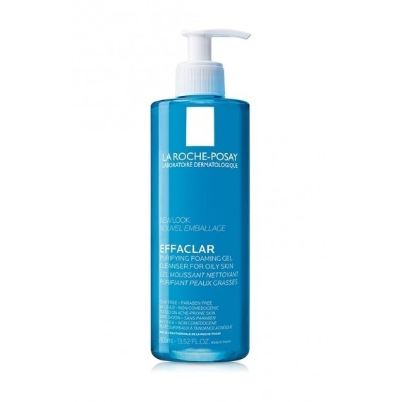 EFFACLAR GEL MOUSSE 400 ML - FARMAPRIME