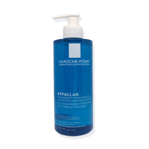 La Roche Posay Effaclar Gel Detergente Schiumogeno Purificante Pelli Miste 400 ml - Farmastar.it