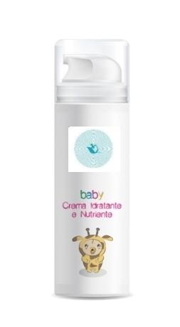 FARMACIA  DEGLI SPEZIALI CREMA IDRATANTE / NUTRIENTE BABY 150 ML - farmaciadeglispeziali.it