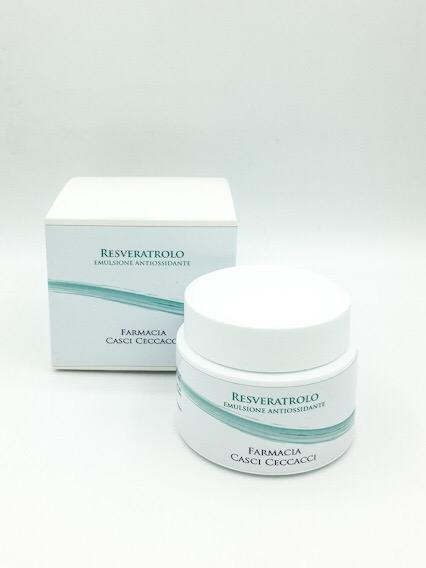 CREMA  IDRATANTE ANTIOSSIDANTE resveratrolo ML - Farmacento
