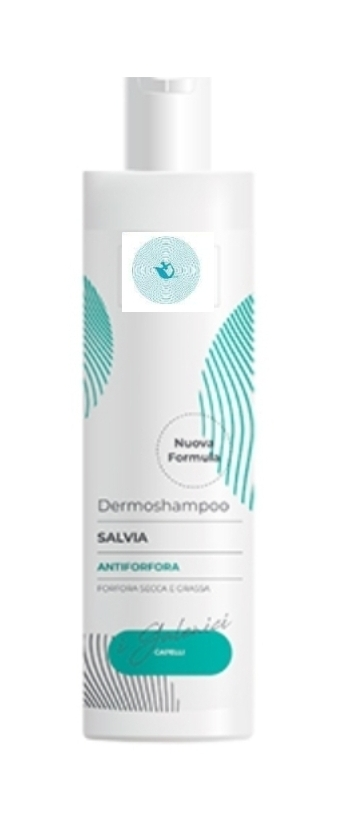 FARMACIA DEGLI SPEZIALI DERMOSHAMPOO SALVIA 200 ML - farmaciadeglispeziali.it