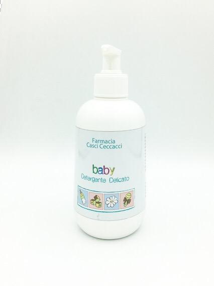 DETERGENTE DELICATO BABY 250 ML FARMACIA CASCI CECCACCI - Farmacento