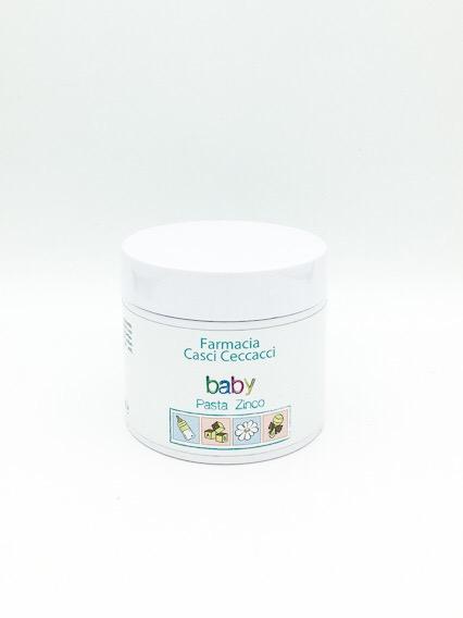 PASTA ZINCO BABY 100 ML FARMACIA CASCI CECCACCI - Farmacento