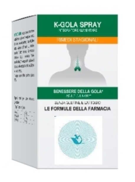 FARMACIA DEGLI SPEZIALI K-GOLA SPRAY 30 ML - farmaciadeglispeziali.it