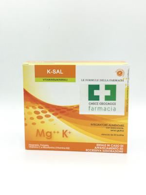 K-SAL SALI MINERALI 20 BUSTINE  - Farmacento