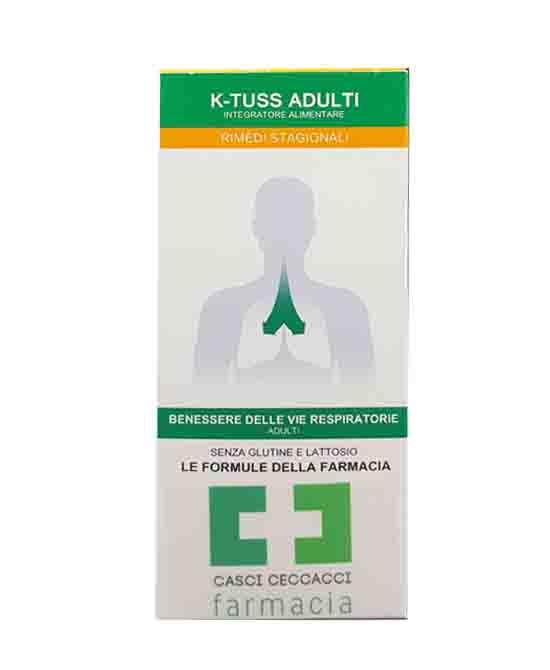K-TUSS SCIROPPO 200 ML  - Farmacento