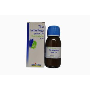 Tilia Tomentosa Gemme Macerato Glicerinato 60 ml - Farmalilla